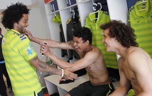 Thiago Silva ha pedido a Al Khelaifi la contratación de Marcelo para el PSG
