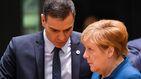 Vídeo   Comparecencia conjunta de Sánchez y Merkel
