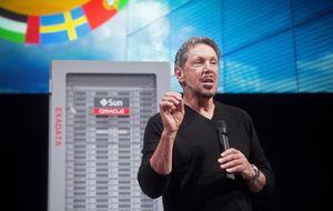 Oracle se despeña más de un 4% tras la dimisión de su director