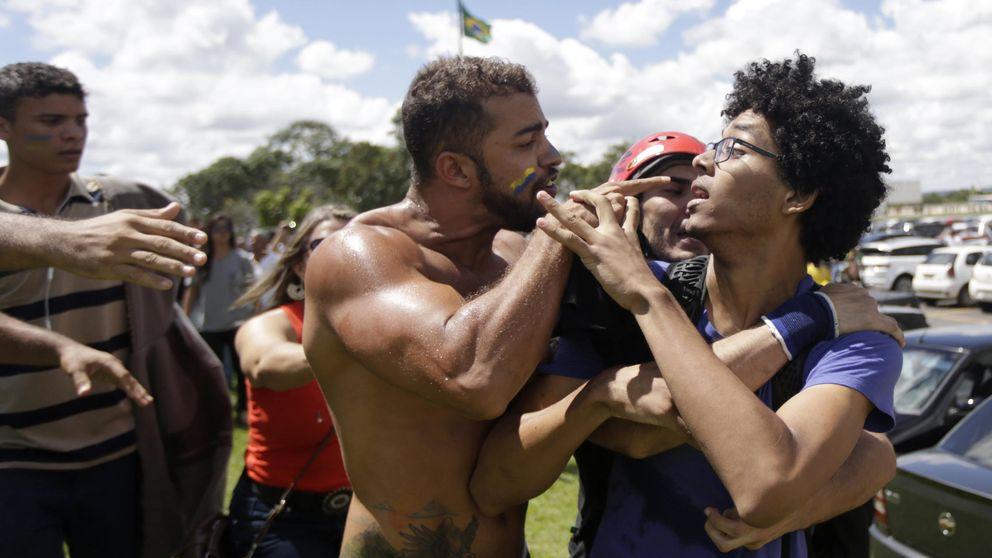 ¿Hay un golpe de estado en marcha en Brasil?
