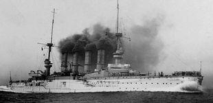 Post de Encuentran un siglo después los restos del buque estrella alemán de la I GM