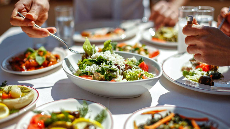 Foto: Dieta sana. (iStock)