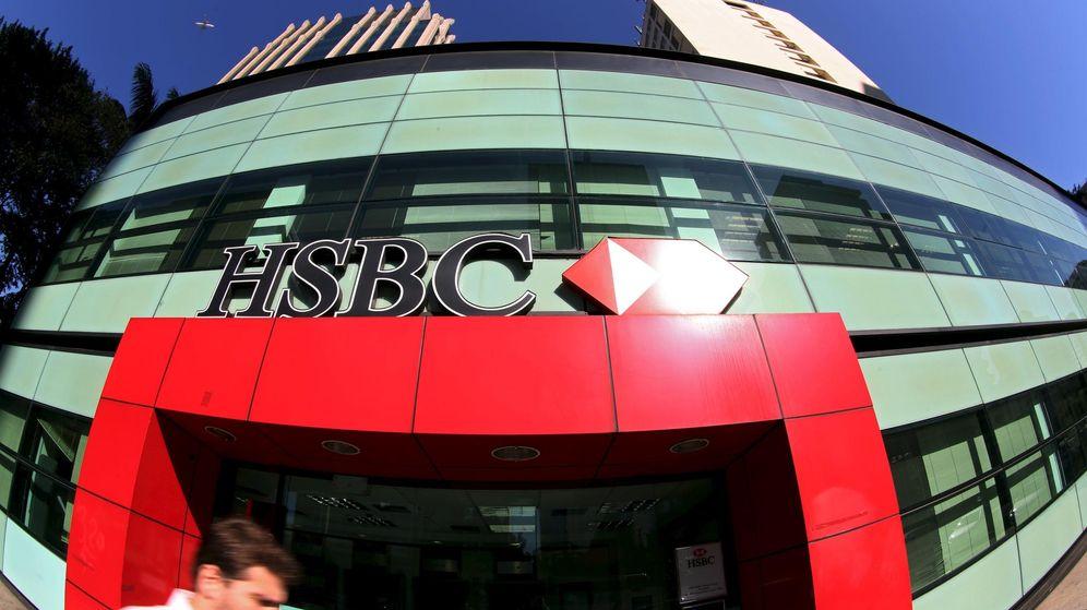 Foto: Exterior de una de las sucursales del banco HSBC. (Reuters)