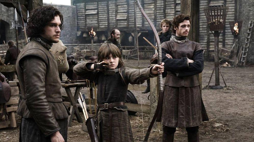 Foto: Imagen del primer episodio de 'Juego de Tronos'. (HBO)