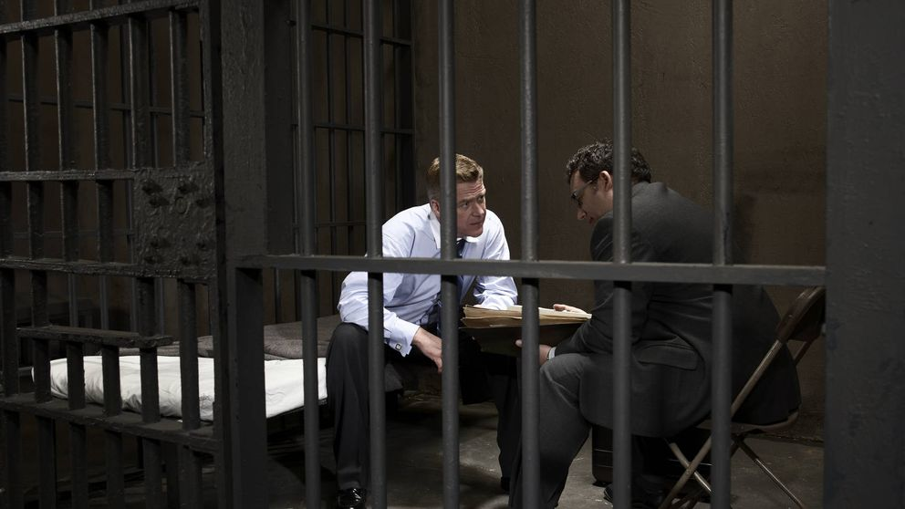 """El hombre que cuida de los ricos que van a la cárcel: """"Necesitan mi ayuda"""""""