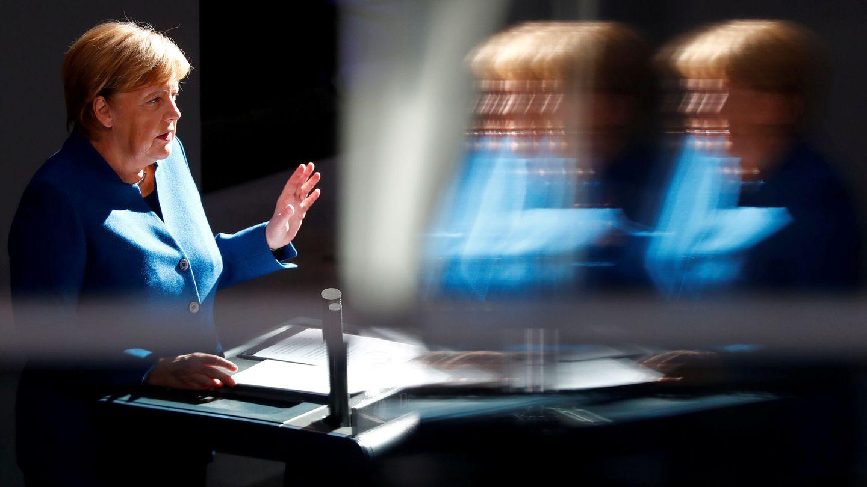 La canciller Angela Merkel. (Reuters)