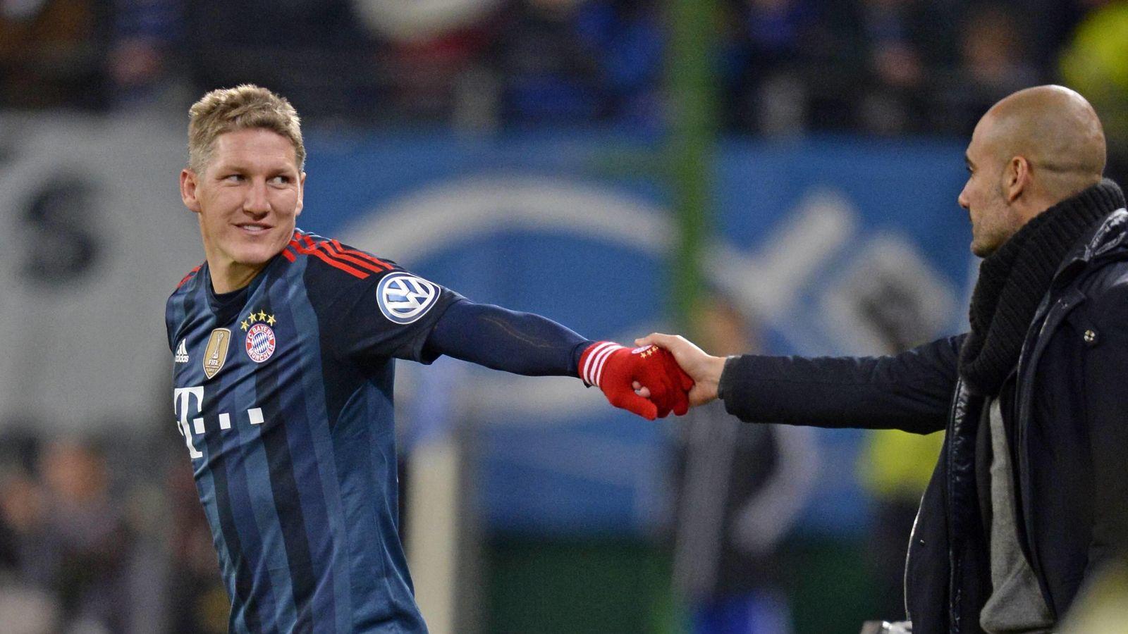 Foto: Schweinsteiger solo ha jugado el 60% de los partidos en las dos últimas temporadas (Imago)