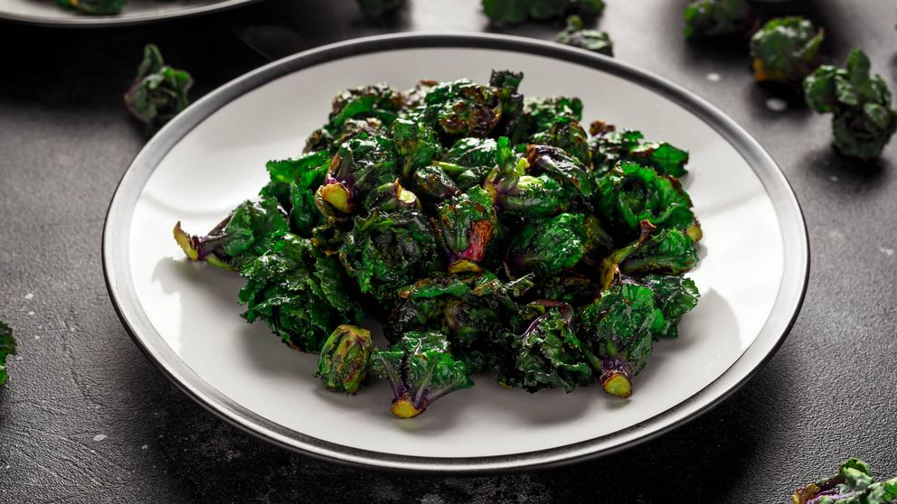 Kalettes, kale y coles de Bruselas para disfrutar sus beneficios