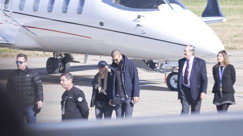 3.500 euros la hora: el jet privado en el que Shakira voló a la boda de Messi