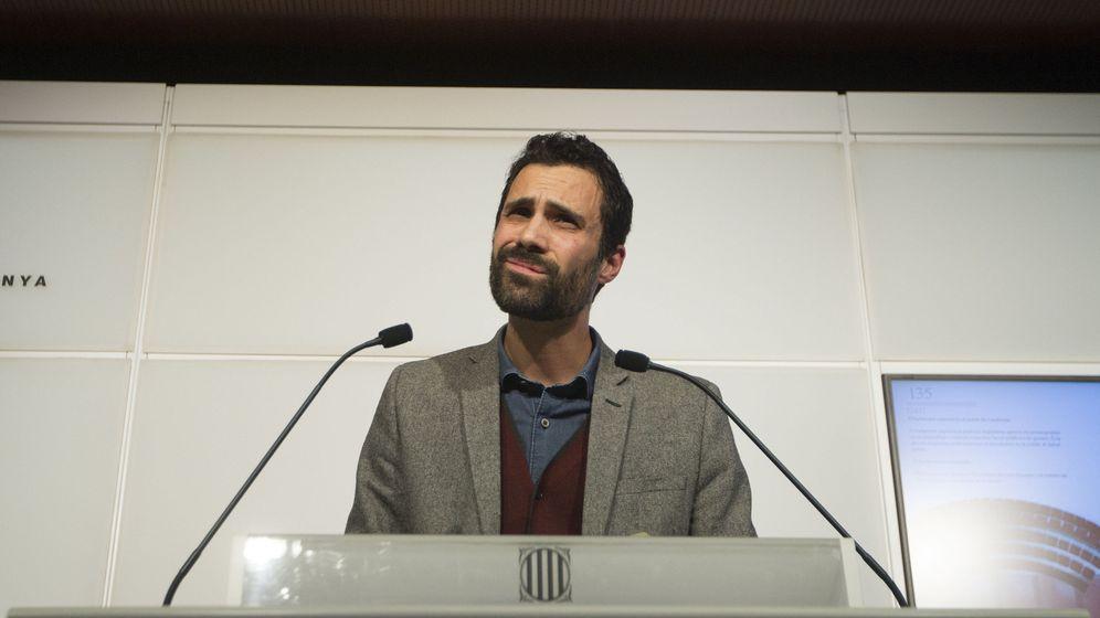 Foto: El ex diputado por Esquerra Republicana de Cataluña, Roger Torrent. (EFE)