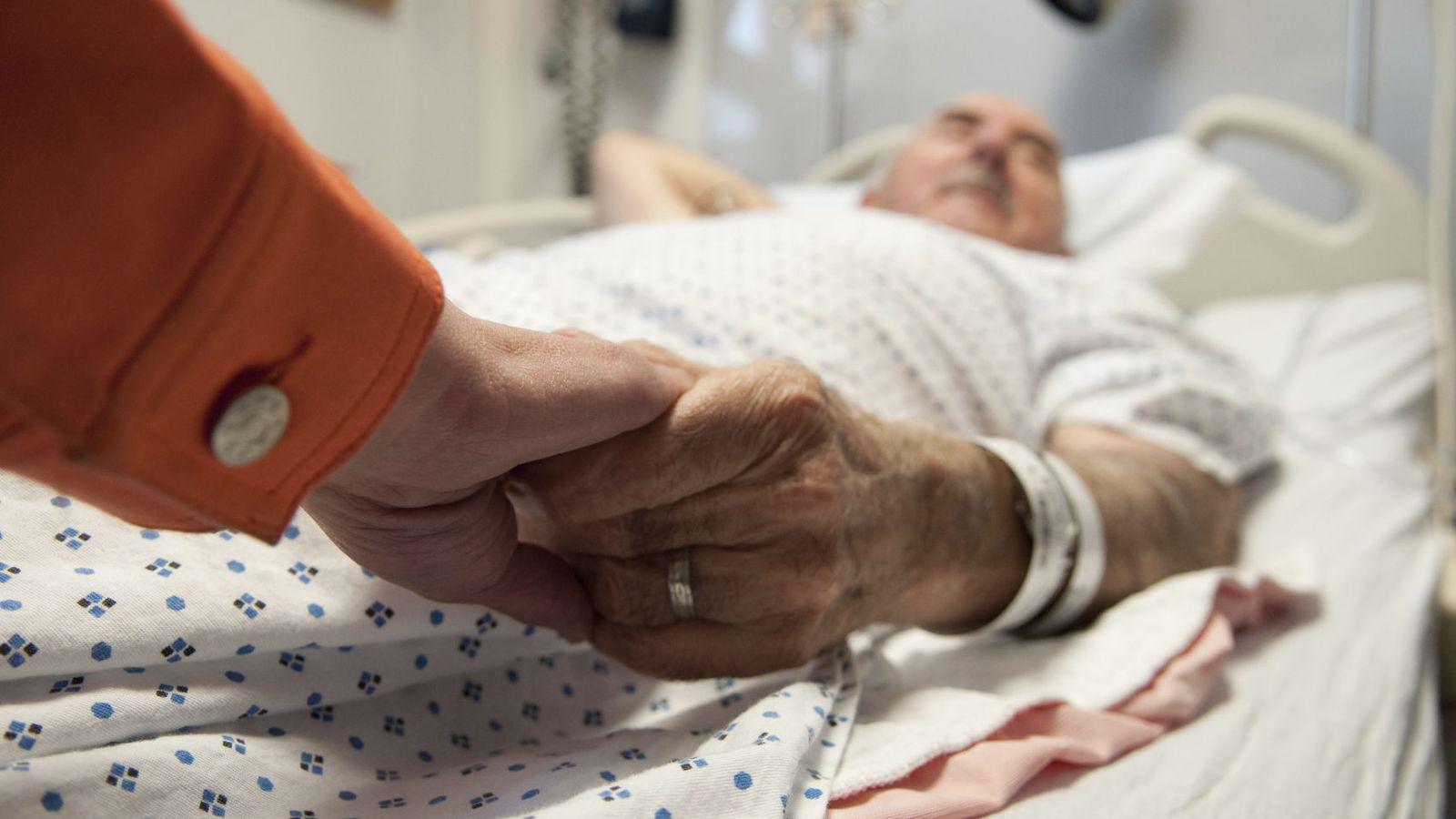 Foto: La mayoría de los enfermos terminales tienen sueños relacionados con la muerte. (iStock)