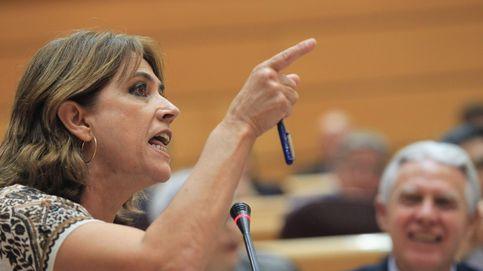 El Senado reprueba a Delgado por mentir y la ministra da la espantada