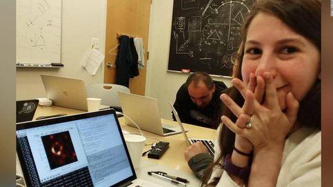 ¿Quién es la joven científica detrás de la histórica fotografía de un agujero negro?