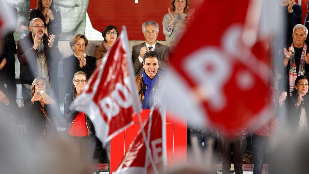Foto: El exsecretario general del PSOE y candidato a las primarias de este partido, Pedro Sánchez. (EFE)
