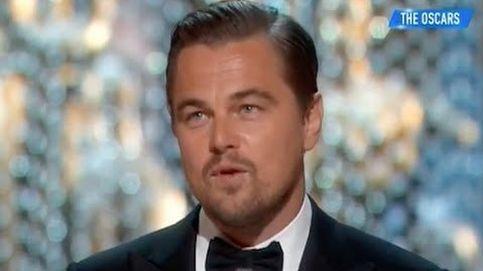 Leonardo DiCaprio gana el Oscar