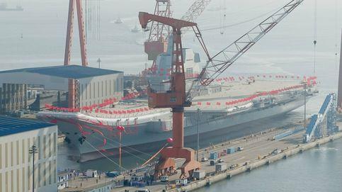 Así es el primer portaaviones construido por China