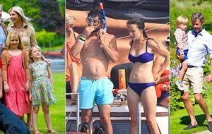 Las vacaciones de los otros 'royals'