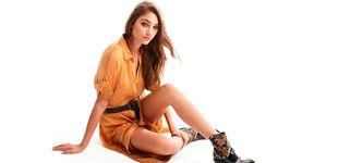 Post de Un dúo infalible: vestido + botas