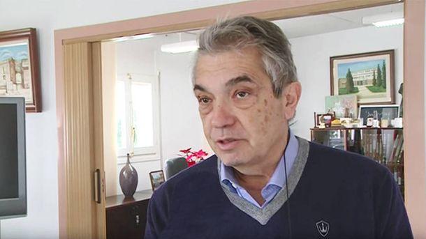 Foto: Antonio Mas Samora, conocido como el 'Madoff catalán'.