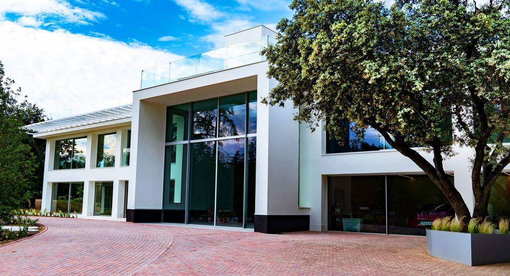 Foto: Esta es la casa más cara de Madrid, vendida por 12,2 millones y situada en La Moraleja. (Everyprop)