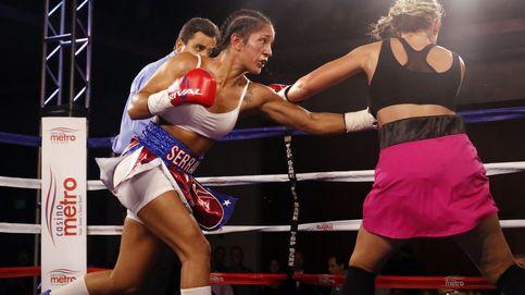 Amanda Serrano vs Edina Kiss