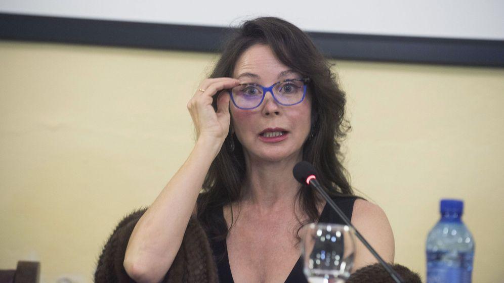 Foto: La juez Alaya en una conferencia en la Universidad de Granada, el pasado mes de enero (Efe).
