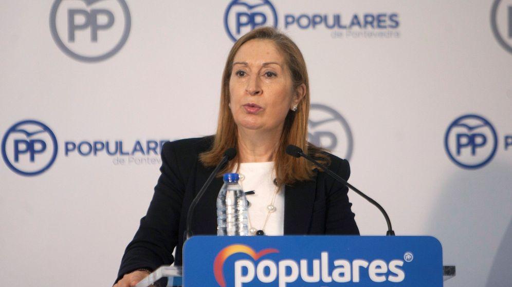 Foto: La expresidenta del Congreso, Ana Pastor. (EFE)