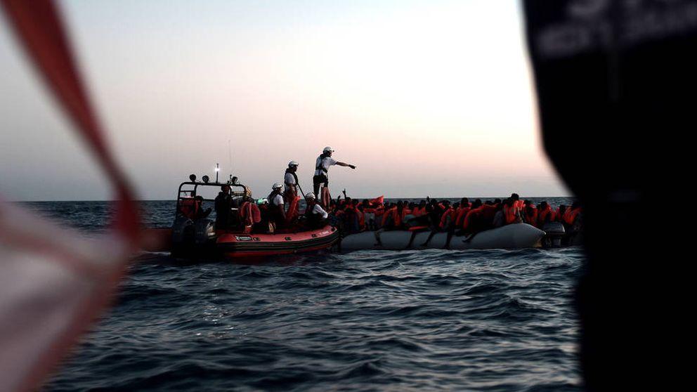 El Aquarius vuelve al Mediterráneo, la ruta más mortífera: Estamos para salvar vidas