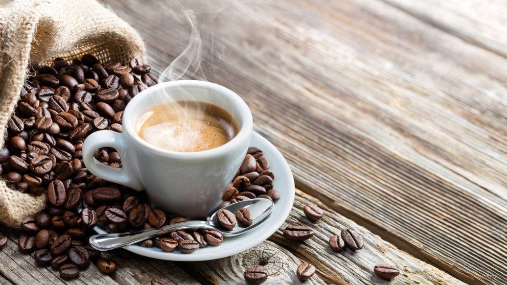 Café: estimulante y antioxidante