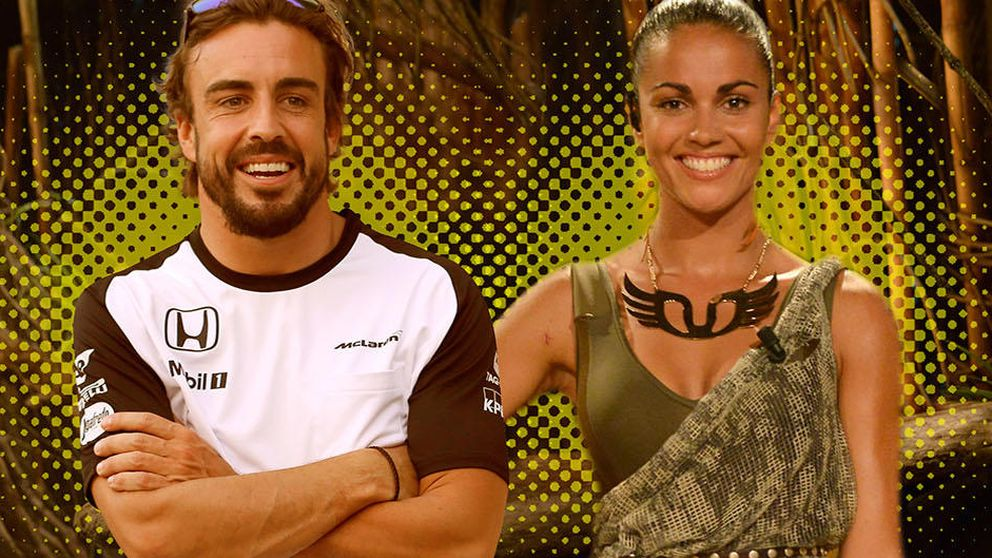 'Supervivientes': el viaje secreto de Alonso para ver a Lara Álvarez