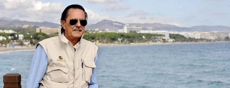 Foto: Julián Muñoz posando en Marbella, en una imagen de archivo (Gtres)