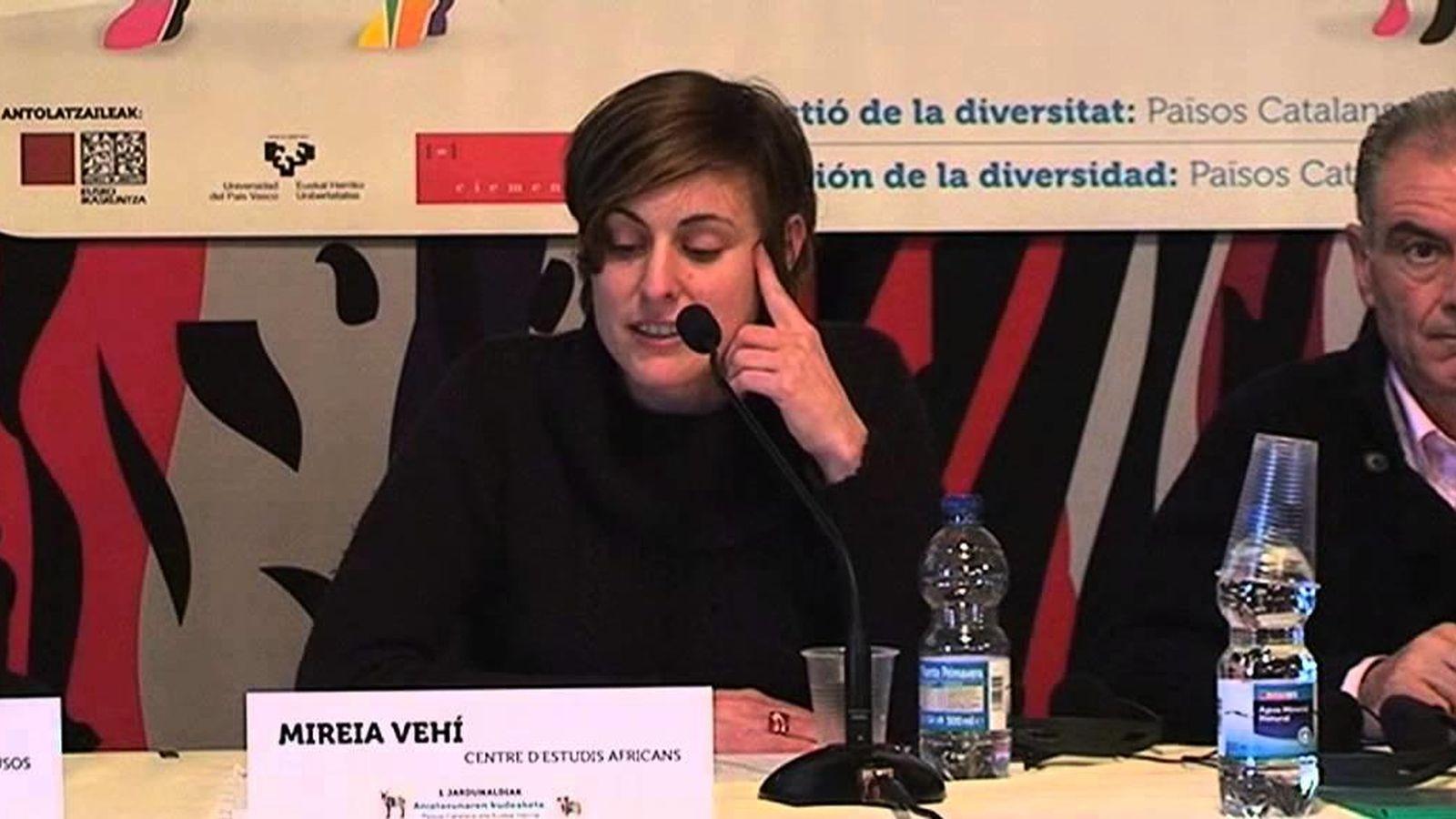Foto: Mireia Vehi, número ocho en la candidatura de la CUO.