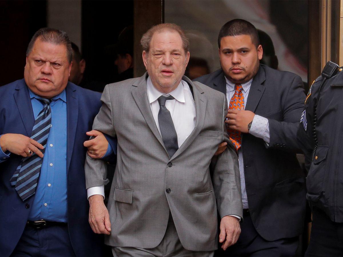 Foto: Harvey Weinstein. (Reuters)