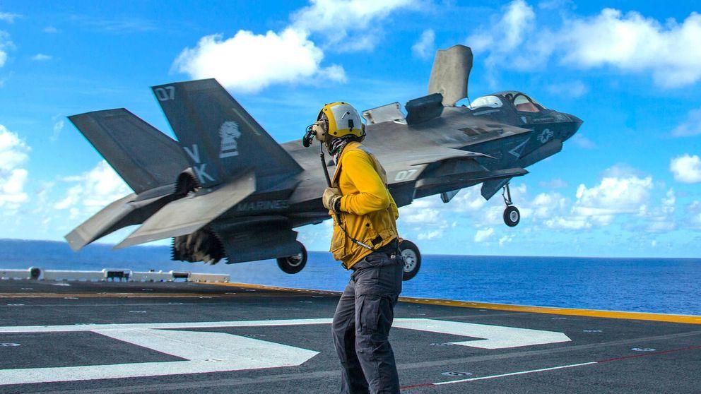 El F-35 fuerza a EEUU a reinventar sus portaaviones, y por qué afecta a España