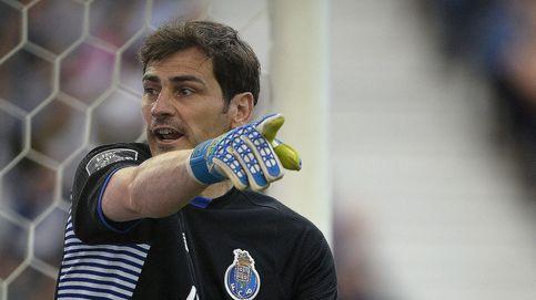Casillas da una de cal y otra de arena en la derrota del Oporto ante el Sporting