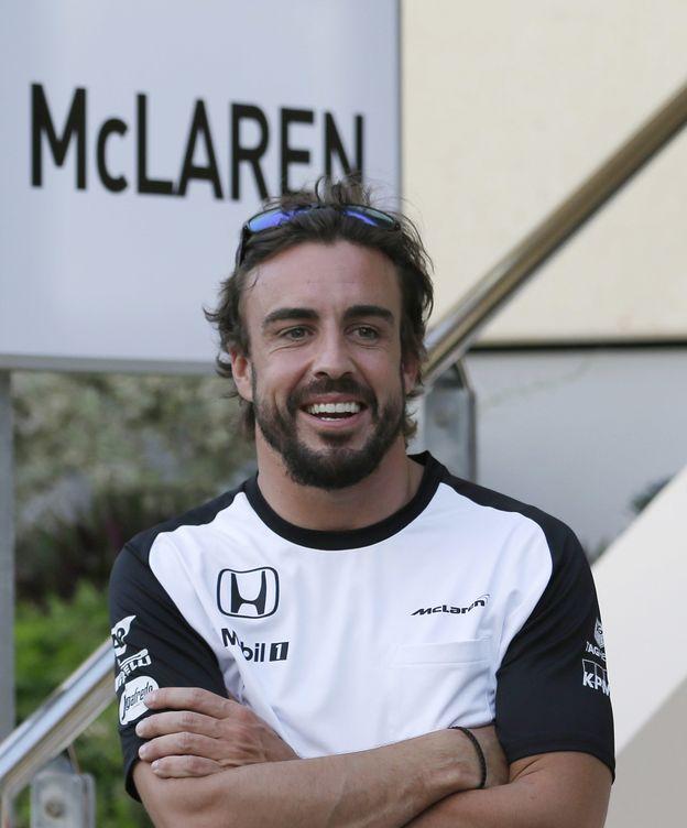 Foto: Fernando Alonso en una imagen de archivo (Gtres)