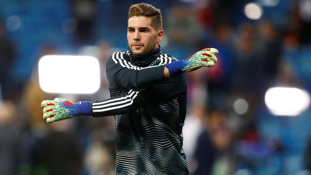 Los reproches a Zidane dentro del Real Madrid por quedarse con su hijo Luca