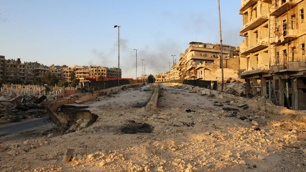 Alemania pide sanciones contra Rusia por los crímenes de guerra en Siria