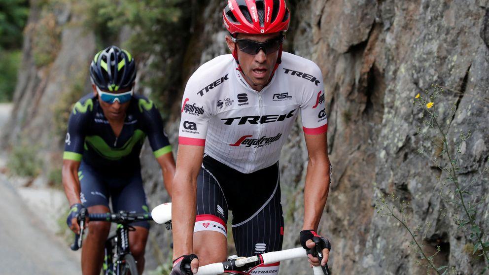 Contador completa el cartel de lujo de La Vuelta para recordar su última con Froome