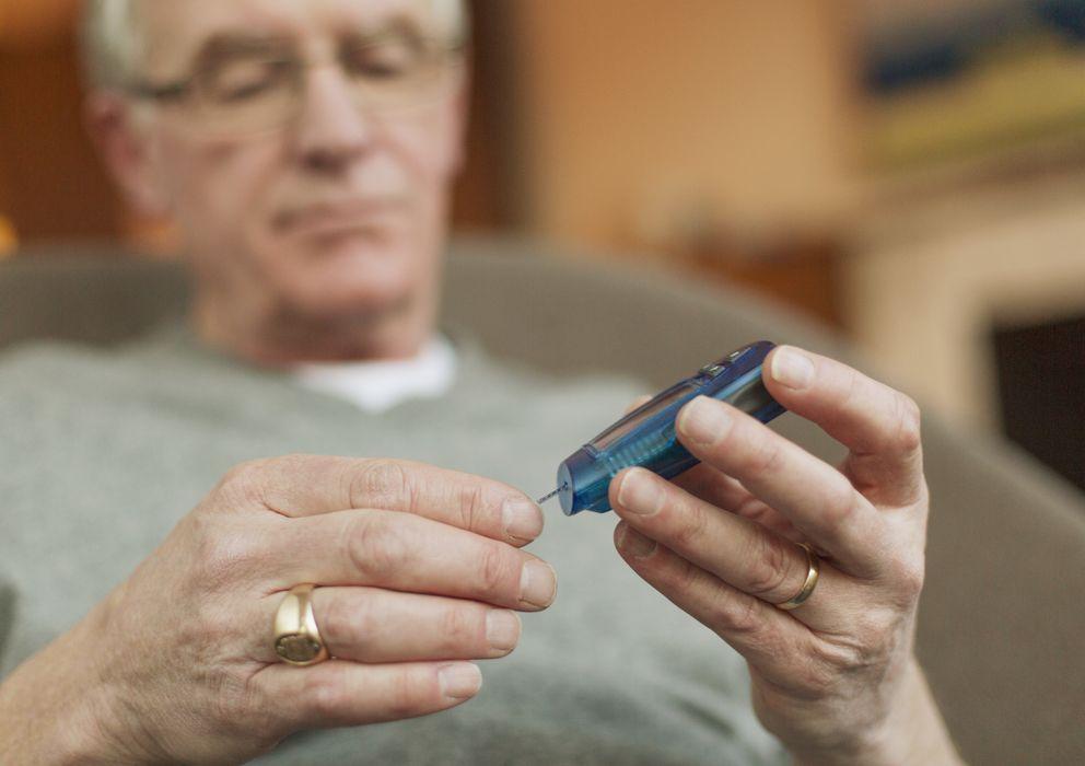 Foto: La diabetes y el alzhéimer son enfermedades que pueden ir de la mano. (Corbis)