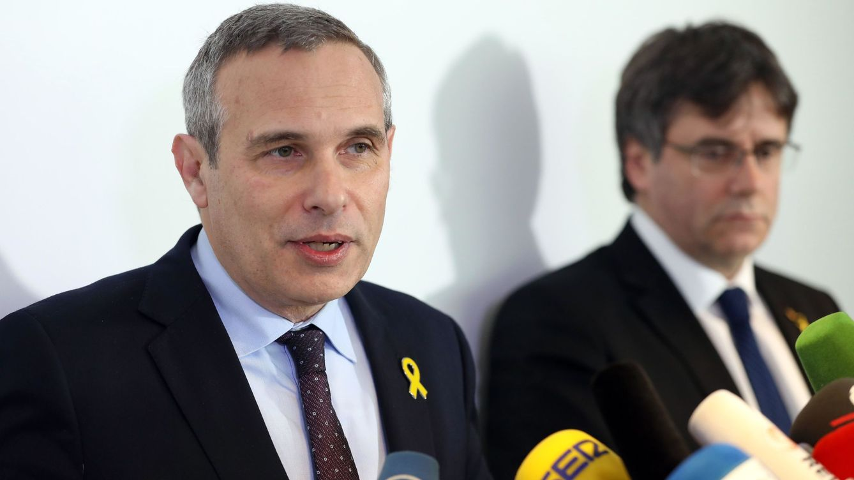 Aplazada la declaración como investigado del jefe de la oficina de Puigdemont