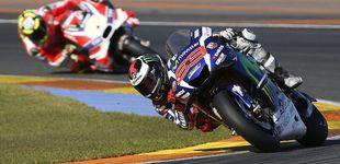 Post de Lorenzo aguanta la recuperación de Márquez y deja Yamaha con un triunfo