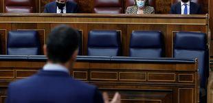 Post de Cataluña, la plaza de Colón y el juego de los truhanes