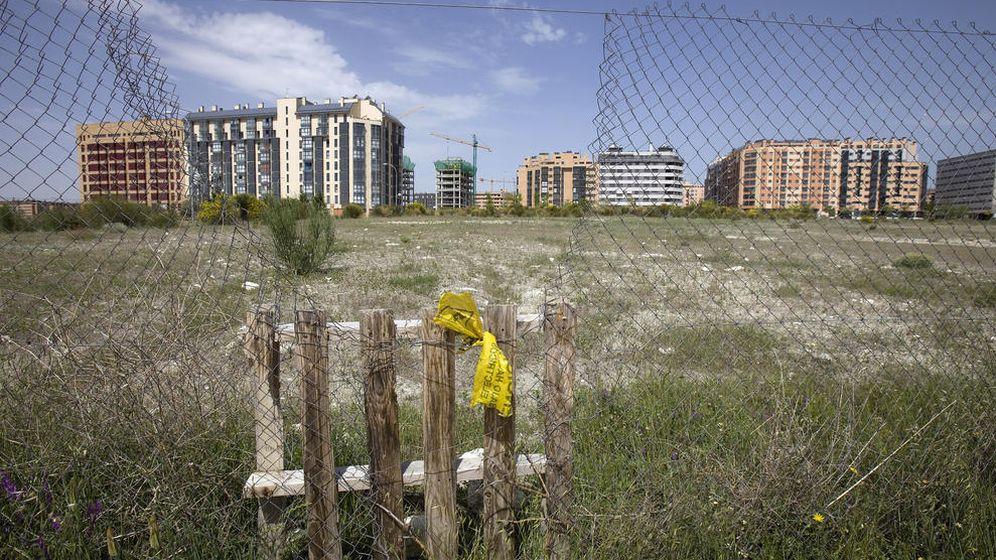 Foto: En España hay 150.000 viviendas 'invendibles', según Fitch.