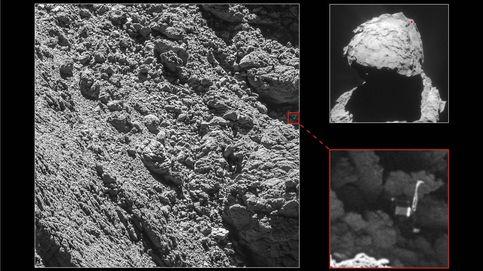 Philae dice adiós: Rosetta saca una última imagen de su compañera