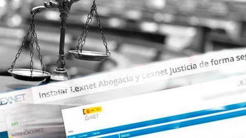 Más problemas para el sistema telemático de Justicia: LexNet