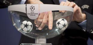 Post de Sorteo de la Champions: horario y dónde ver en TV y 'online' los cruces de octavos de final