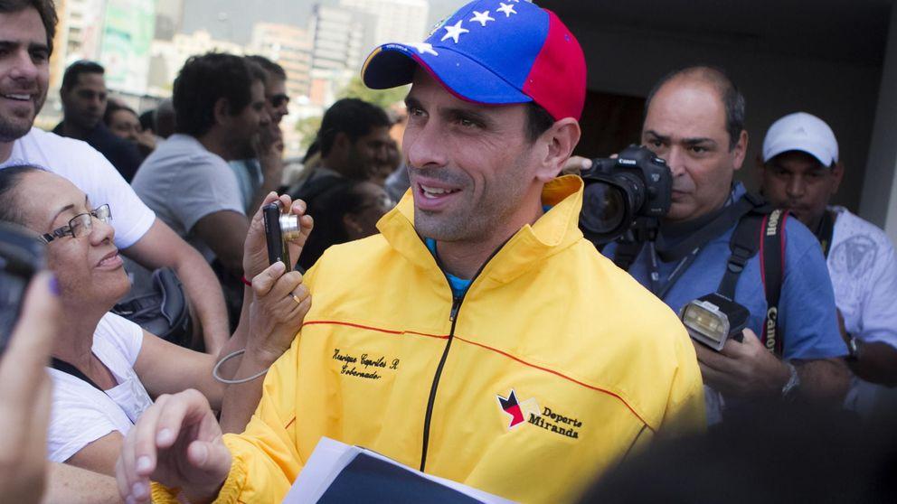 El clan Capriles llega a España como inmobiliarios y vocal de NCG