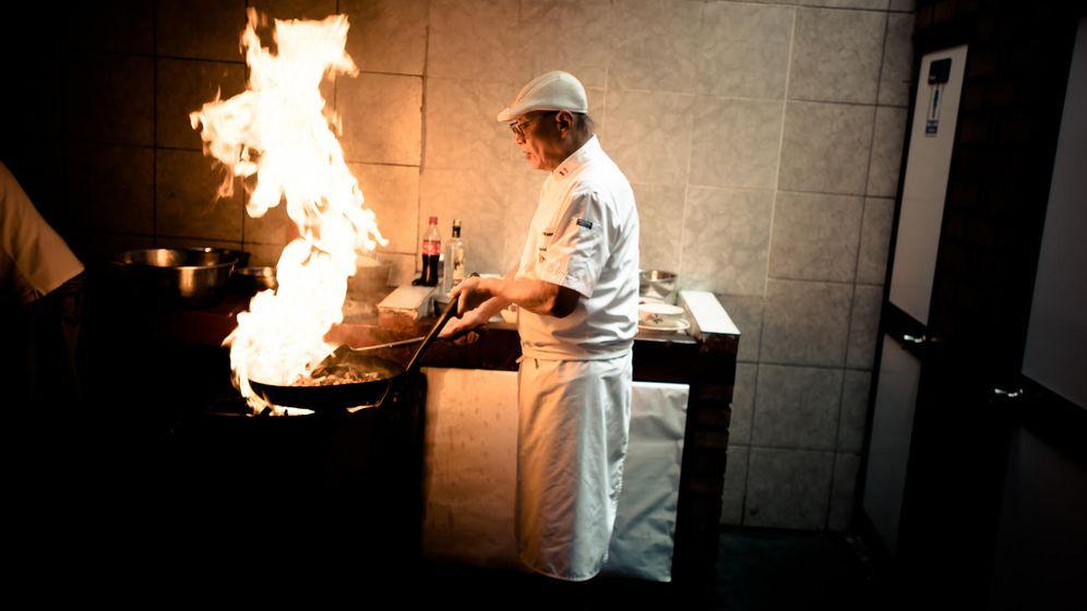 Foto: La cocina asiática es la que más atrae a los españoles, por detrás de la mediterránea.