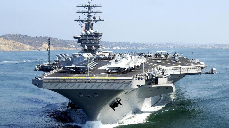 El 'farol' de Corea del Norte: por qué jamás lograría hundir un portaaviones de EEUU